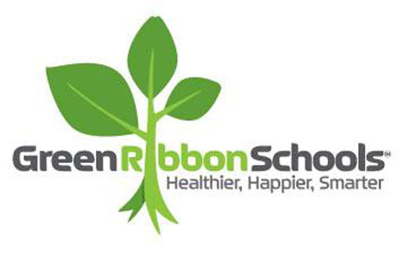 What schools are honorees of the 2013 Green Ribbon Schools?