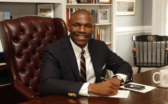 Career Path to President of Hampden-Sydney College