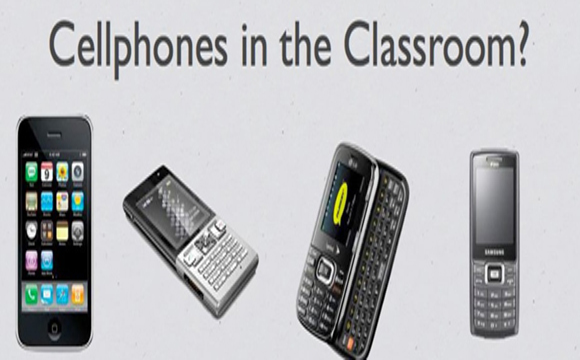Do cellular telephones enhance or impede the learning process at school?