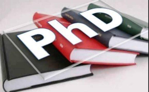 University of Virgin Islands launches first Ph.D. program