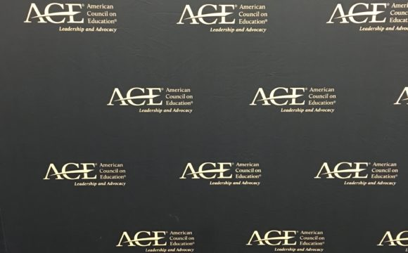 The 99th Annual Meeting of American Council on Education