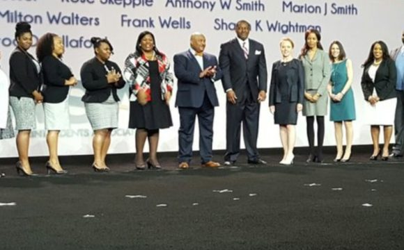 Urban Superintendents Academy Graduates