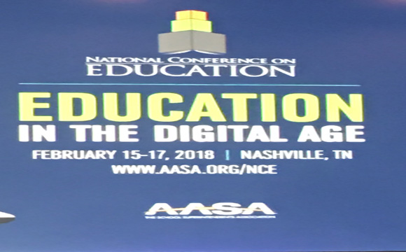 2018 National Conference on Education